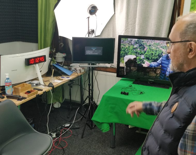 Studio Kroncast media
